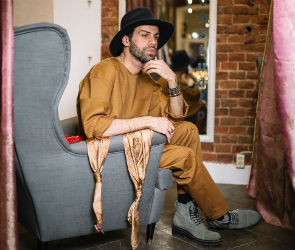 Любимый ученик Зайцева представил в Воронеже свою коллекцию одежды