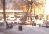 На месте сквера у железнодорожного вокзала появится очередное кафе
