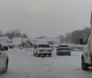 Движение по мосту из Шилово в Гремячье возобновлено