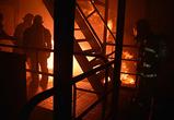В Воронежской области двое мужчин погибли на пожарах в собственных домах