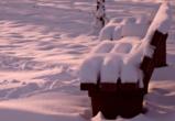 Полицейские спасли жителя воронежского села, едва не замерзшего на остановке