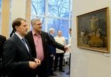 Открылась выставка бывшего главного следователя Воронежской области