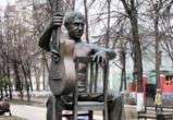 Воронежцы хотят «утеплить» памятник Высоцкому
