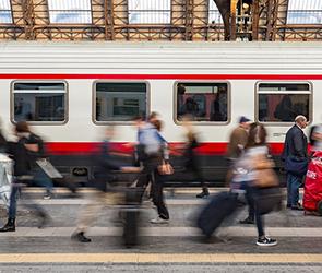 РЖД объявило о запуске третьего двухэтажного поезда Москва-Воронеж в 2017 году