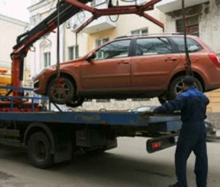 В Воронеже за день эвакуировали 21 машину нарушителей