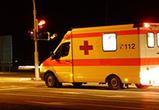 В Воронеже «скорая» застряла во дворе из-за мелкого ДТП и хамки-автомобилистки