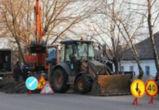 За отопительный сезон в Воронеже произошло 64 аварии на водопроводных сетях