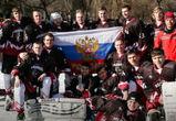 Студенты из Воронежа заняли второе место на международном турнире по хоккею