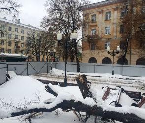 Главный архитектор Воронежа отправлен под домашний арест