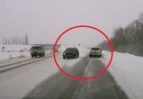 Под Воронежем водитель устроил ДТП, выехав на дорогу с односторонним движением