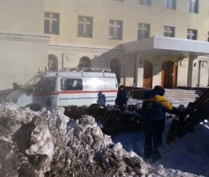 В Ленинском районе 128 многоэтажек остались без тепла из-за коммунальной аварии