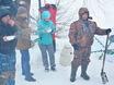 Зимняя рыбалка с CHERY 152694