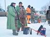Зимняя рыбалка с CHERY 152695