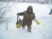 Зимняя рыбалка с CHERY 152800