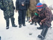 Зимняя рыбалка с CHERY 152833