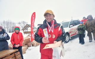 Зимняя рыбалка с CHERY