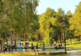 В воронежском парке «Алые паруса» появится детский эколагерь