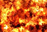 Ночью в Воронеже на улице Карла Маркса сгорела легковушка
