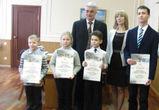 На Воронежском керамическом заводе талантливых школьников наградили стипендиями