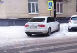 После публикации в СМИ воронежского водителя оштрафовали за тонировку