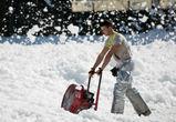 В выходные воронежцам обещают снег и потепление