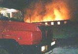 Семилукском районе в сгоревшем бараке нашли тело женщины