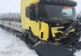 Девушка и женщина погибли в ДТП с фурой в Воронежской области