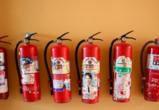Семь школ и детсад в Воронежской области нарушили пожарную безопасность