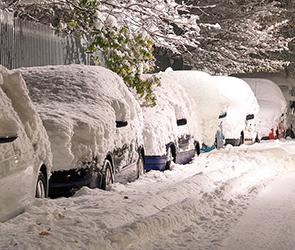 В ночь на вторник две улицы в центре Воронежа закроют для уборки снега