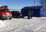 На воронежских трассах из-за сильных морозов спасатели открыли пункты обогрева