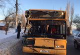Пять человек пострадали в аварии с автобусом на левом берегу Воронежа