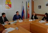 В Центральном районе Воронежа обсудили работу ТОСов