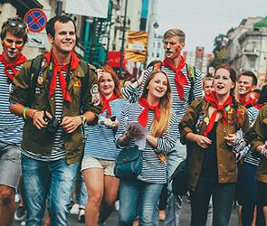 Студотряды в честь праздника устроят в центре Воронежа дискотеку на льду