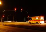 В Воронеже молодой водитель иномарки сбил женщину вблизи пешеходного перехода