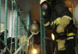 В доме на Московском проспекте загорелась квартира, есть пострадавший
