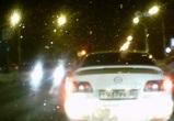 На видео попал автомобилист, сбивший женщину на пешеходном переходе в Воронеже