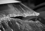 В Воронежской области пьяный мужчина вылетел на угнанной машине в кювет