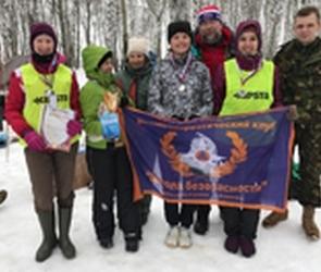 Воронежская команда победила в чемпионате ЦФО по спортивному туризму