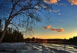 В выходные в Воронеже потеплеет до +6°C