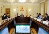 В мэрии обсудили вопросы незаконного строительства