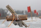 В сети появилось видео со спасателями, подрывающими лед на озере под Воронежем