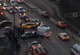 На улице Ломоносова произошло серьезное ДТП с пострадавшими