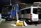 Семь человек пострадали в ДТП с микроавтобусом и фурой на воронежской трассе М-4