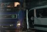 В полиции рассказали подробности ДТП с 8 пострадавшими под Воронежем