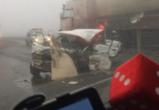 Под Воронежем в массовом ДТП с фурой пострадали два человека
