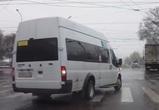 В Воронеже изменится схема движения маршруток №50