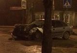 Пьяный воронежец на легковушке врезался в грузовик: фото ДТП попали в Сеть