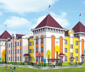 Два новых детских сада и школа появятся в Воронеже к концу года