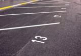 В Шилово воронежская компания организовала незаконную парковку со свалкой