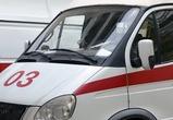 В Воронеже водитель «Мицубиси» протаранил три припаркованные иномарки